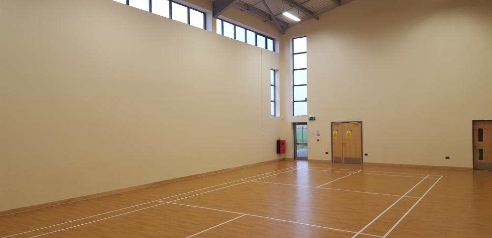 Sports Hall at Lace Hill