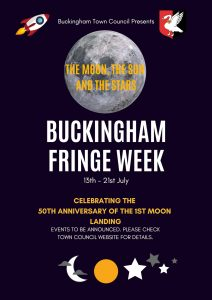 Sun Moon and Stars Buckingham Fringe Week 2019