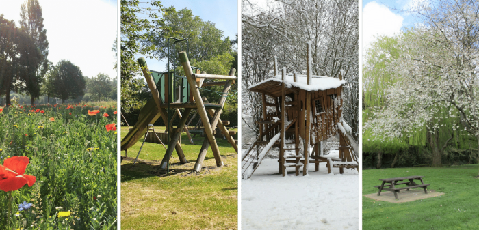Seasonal Images of the Parks