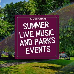 Link to summer live music and parks events page