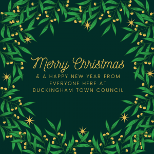 Merry Christmas From Buckingham Town Council