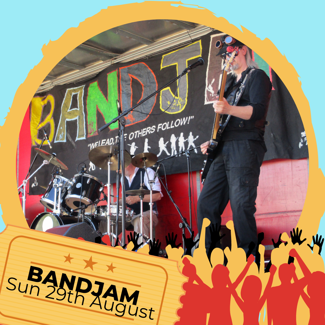 Click here to find out more about BandJam