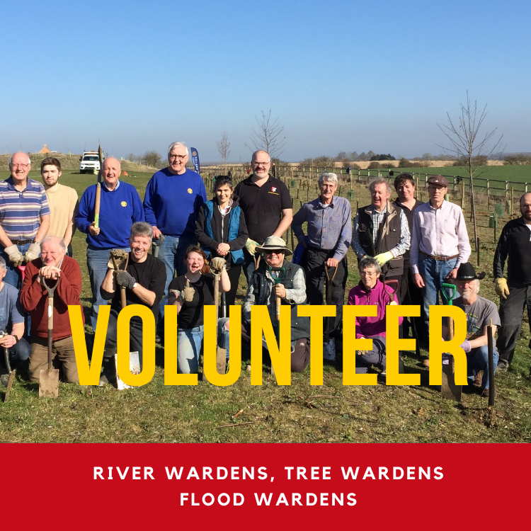 Click here to visit the green spaces volunteering page