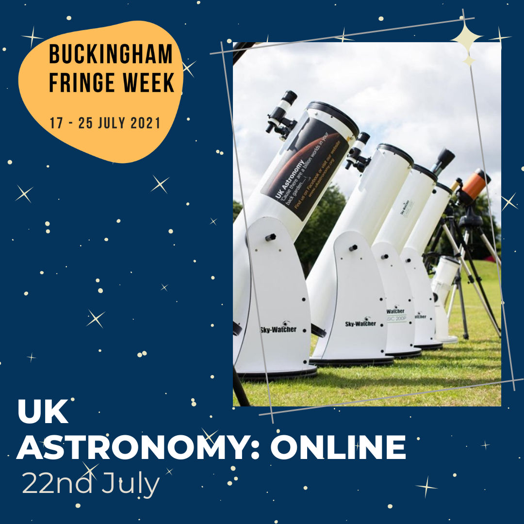 UK Astronomy Online: 22nd July