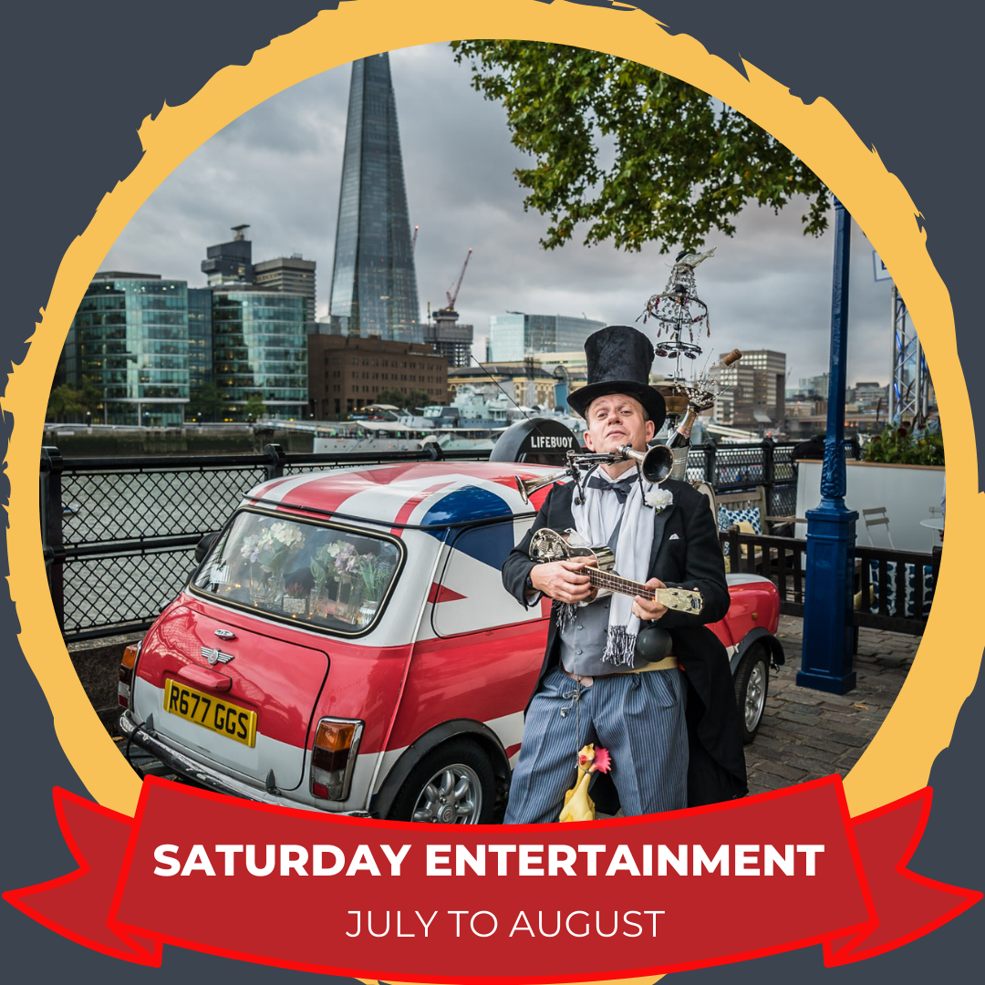 July and August Market Entertainment