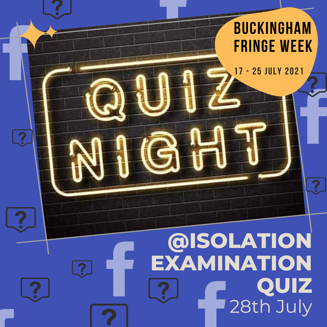 click here for more information about the isolation examination quiz