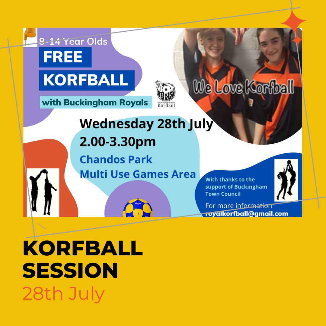 Click here to find out more about the korfball session