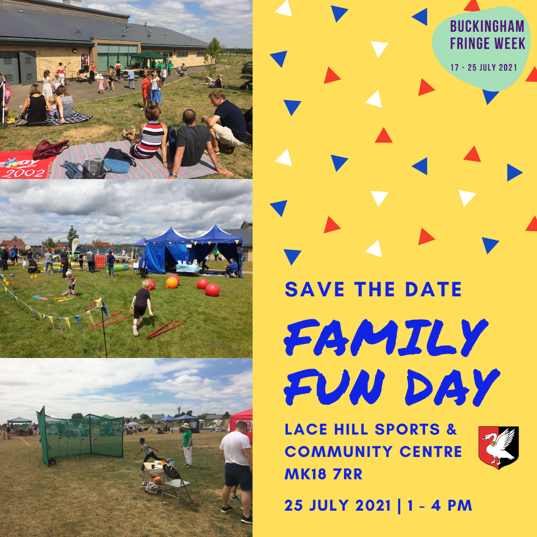 Click here for more information about the family fun day