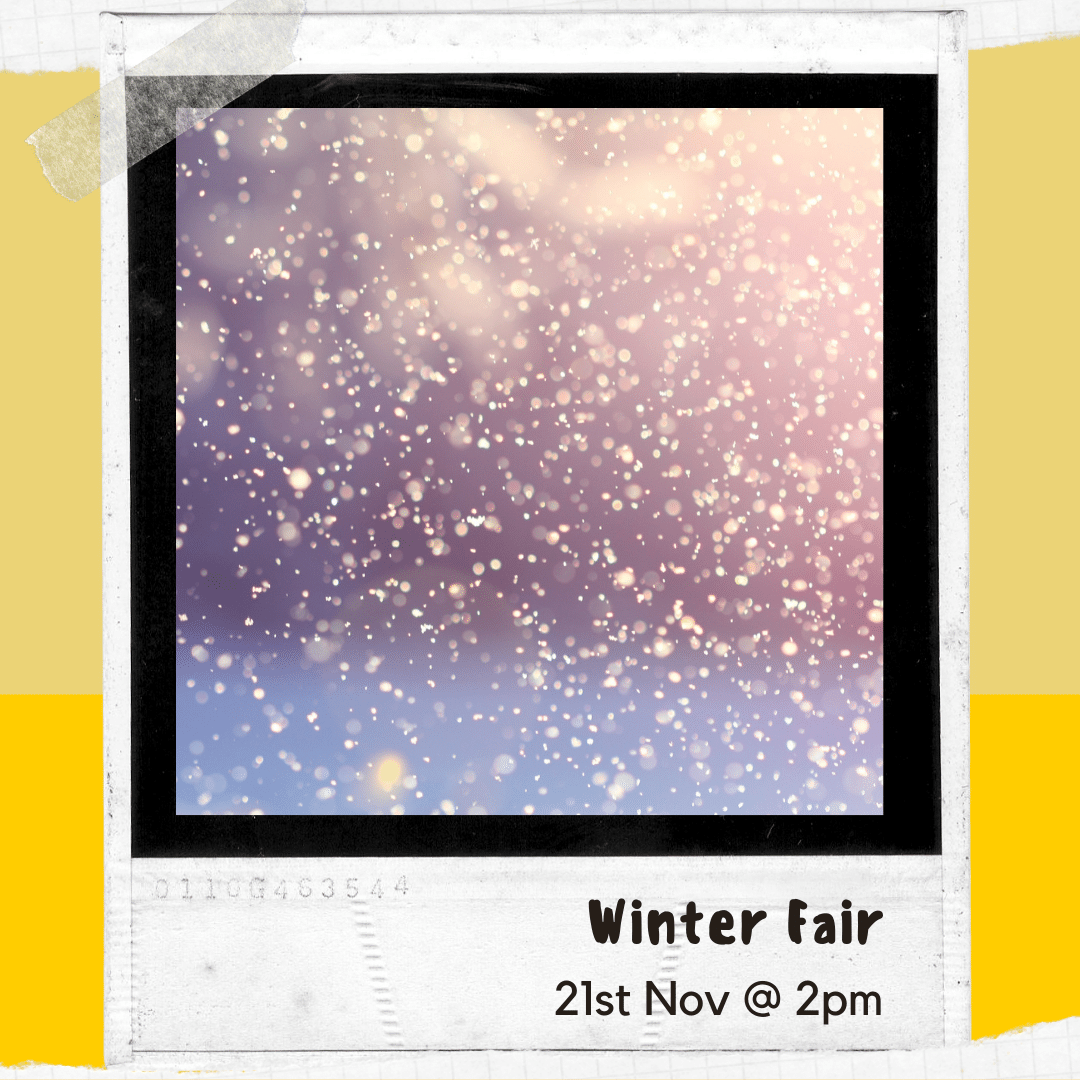 Click here to find out more about the winter fair