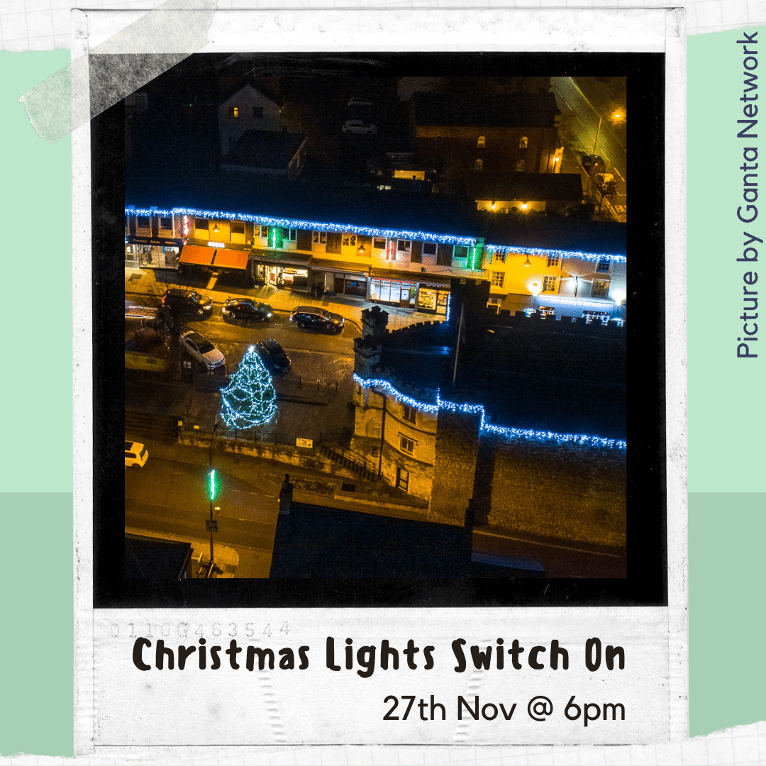 Click here to find out more about the Christmas Lights Switch On