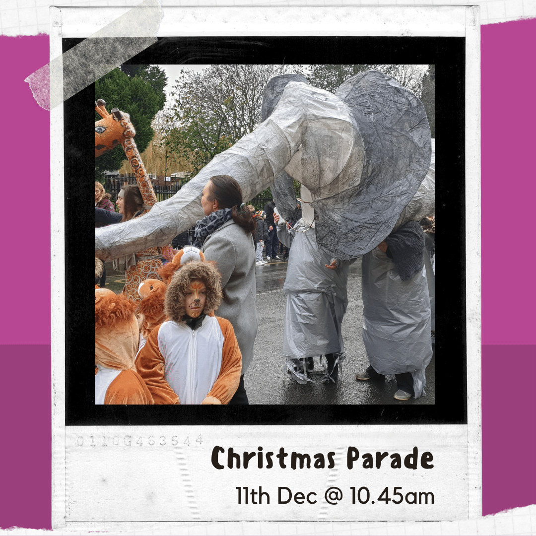 Click here to find out more about the Christmas Parade