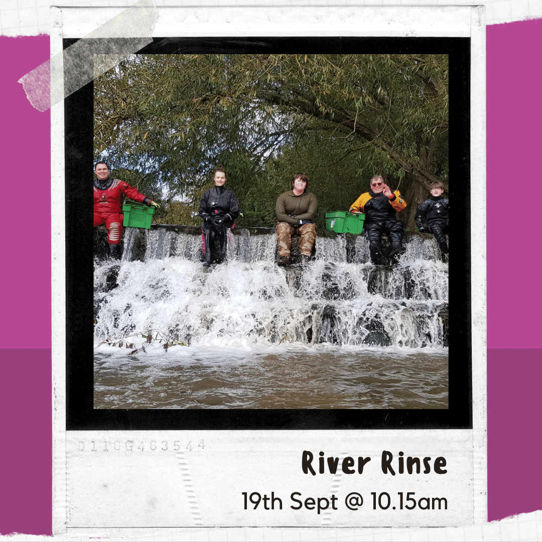 Click here to find out more about the 1st River Rinse