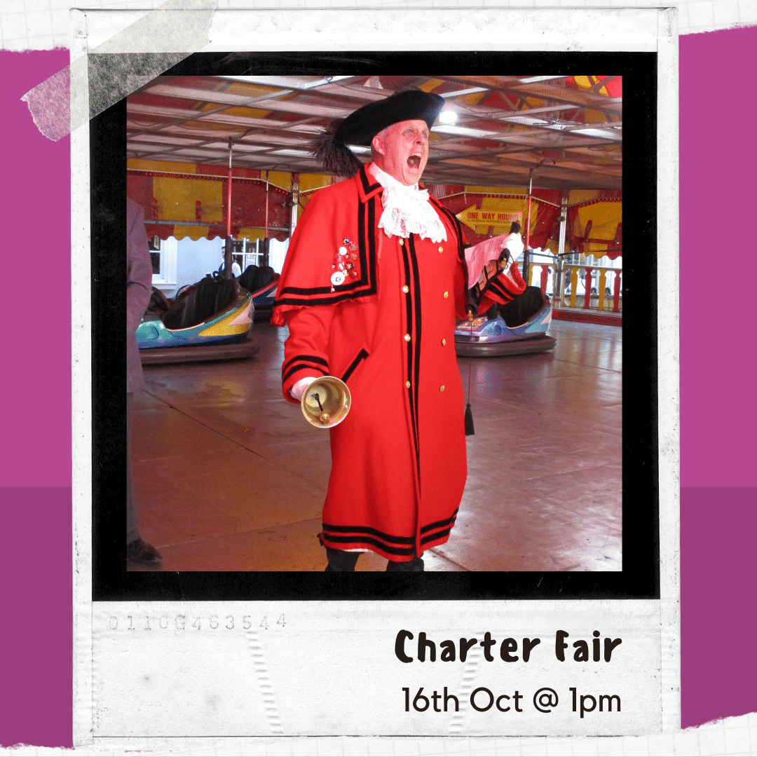 Click here to find out more about the september charter fair